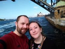 Harbour Bridge to the Opera House
